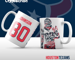 Caneca Houston Texans - Andre Johnson