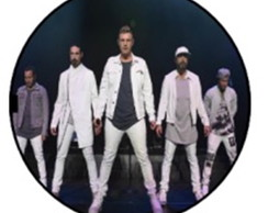 Button personalizado BACKSTREET BOYS