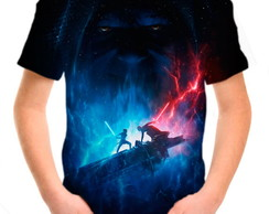 Camiseta Infantil T - Star Wars 9 Ascensão Skywalker