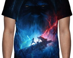 Camiseta Star Wars 9 Ascensão Skywalker