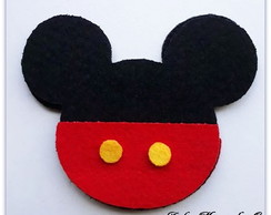 Recorte do Mickey