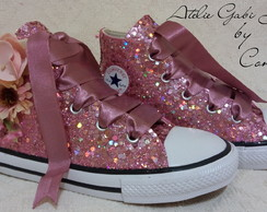 All star glitter Rose