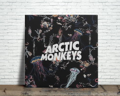 Azulejo Decorativo - Artic Monkeys
