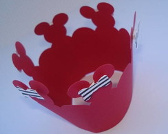 Forminha Wrapper para Cup Cake Minnie