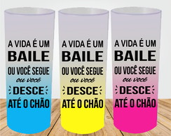 COPO LONG DRINK FRASES JATEADO DEGRADÊ