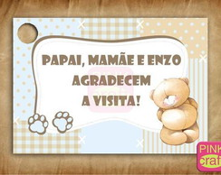 Arte digital Urso Forever Friends