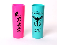 Copos Long Drink 350 ML Personalizado