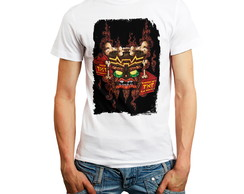 Camiseta Camisa Crash Bandicoot Games Ps1 Ps2 Ps3 Ps4