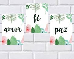 PLACAS DE MDF DECORATIVAS