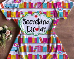 BABY LOOK Secretaria Escolar