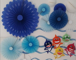 decoracao baby shark completa