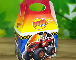 Caixa Maleta Scrap grande Blaze And the Monster Machines