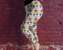 Calça Legging estampa Mickey