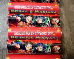 Chocolate baton Toy Story