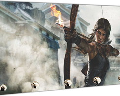 Porta Chaves Games Jogos Tomb Raider Decorar