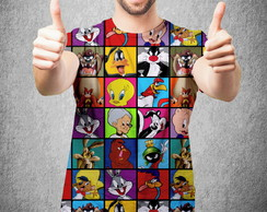 T-shirt masculina Looney Tunes