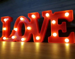 Luminaria Love led