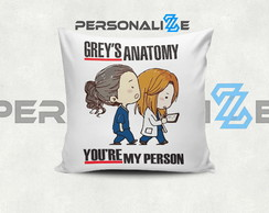 Almofada greys Anatomy you are my person mod 3