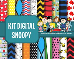 KIT DIGITAL SNOOPY