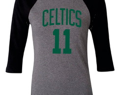 Camiseta manga 3/4 Boston Celtics 11