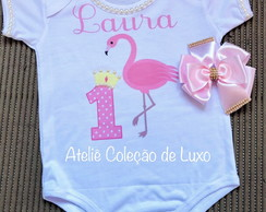 Body personalizado do Flamingo