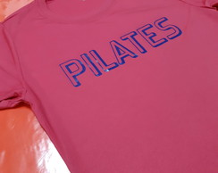Camiseta Pilates Dryfit Adulto