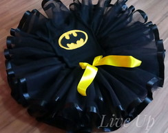 Fanatsia Batman + body bordado Infantil