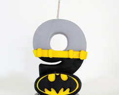Velas Biscuit do Batman