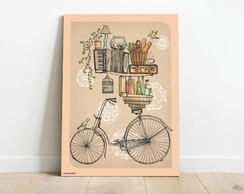 PLACA DECORATIVA Bike