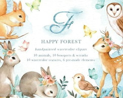 Happy Forest Kit Digital