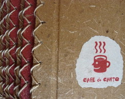 Capa de Cardapio Cafe do Canto