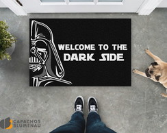 Capacho Divertido Welcome To The Dark Side (Vader)