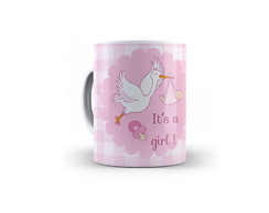 Caneca It's a Girl