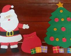 Painel De Natal Em Eva Elo7
