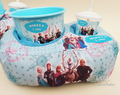 Kit Almofada Cinema Frozen
