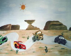 "Painel ""Carros"""