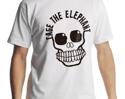Camiseta Cage the Elephant Masculina