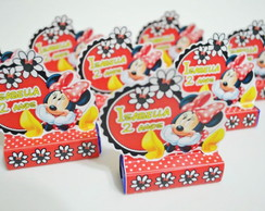 Porta bis Festa Minnie Mouse