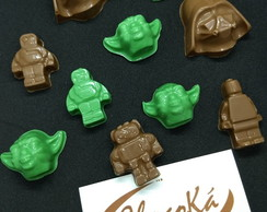 Star Wars - Kit bombons chocolate
