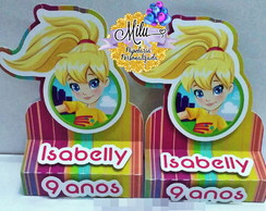 Porta Bis Duplo Polly Pocket