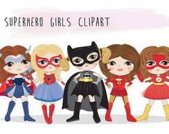 Kit Digital SuperHero Girls
