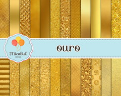 Papel Digital - Ouro