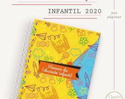 Planner do Educador Infantil - 2020 ou Permanente