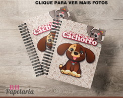 MIOLO DIGITAL PLANNER DO PET (CACHORRO)
