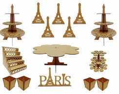 Kit Paris Moveis Provencal MDF
