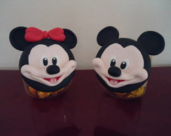 POTE BOMBONIERE DO MICKEY OU MINNIE