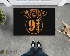 Capacho Divertido Hogwarts Express 9 3/4 (Harry Potter)