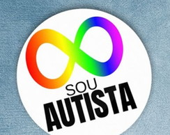 Bottom Sou Autista