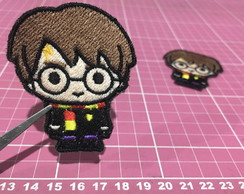 PATCH BORDADO HARRY POTTER TERMOCOLANTE