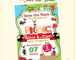 Save the date dígital - Pic Nic